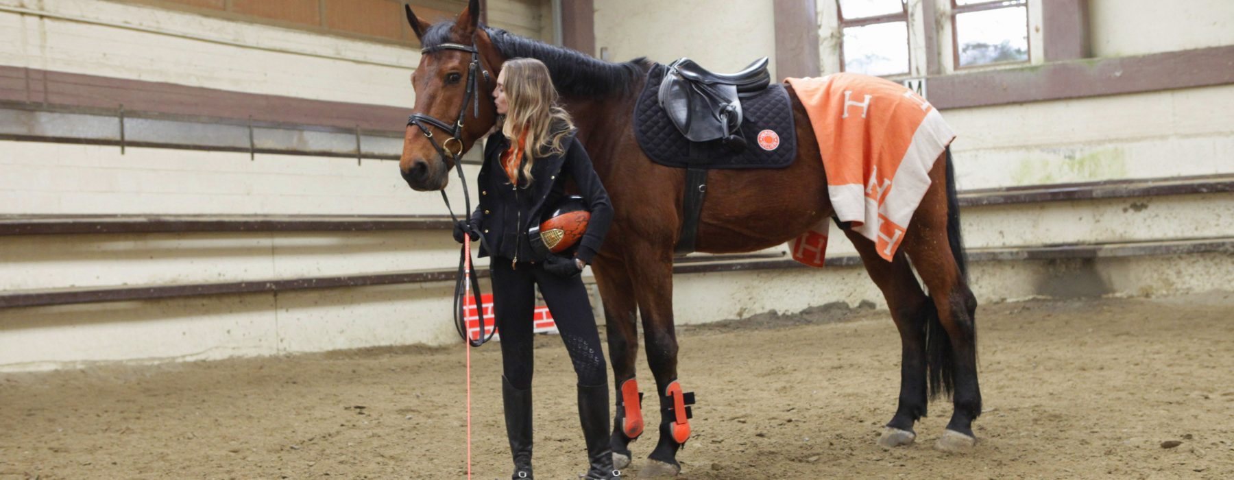 How to Style a Spring Equestrian Look