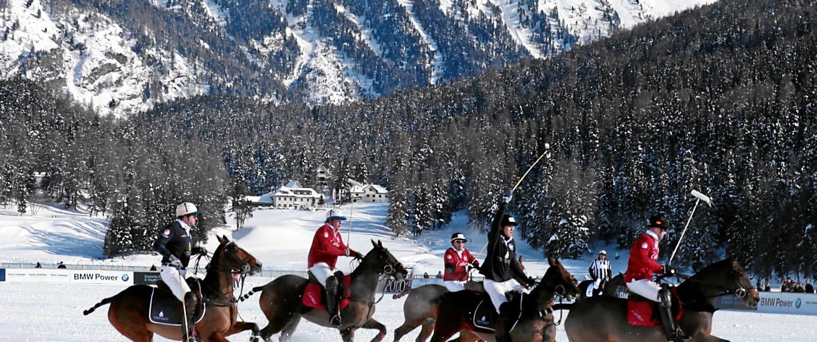 Snow Polo St. Moritz