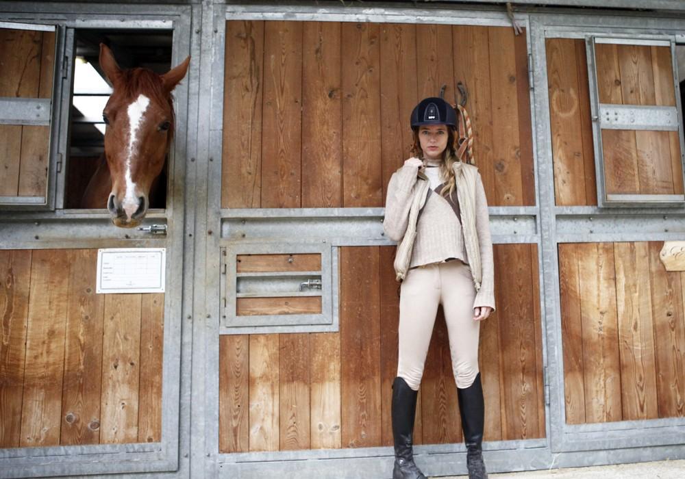 new styles 045d1 b0aca Abbigliamento Equitazione quando piove - Equitazione