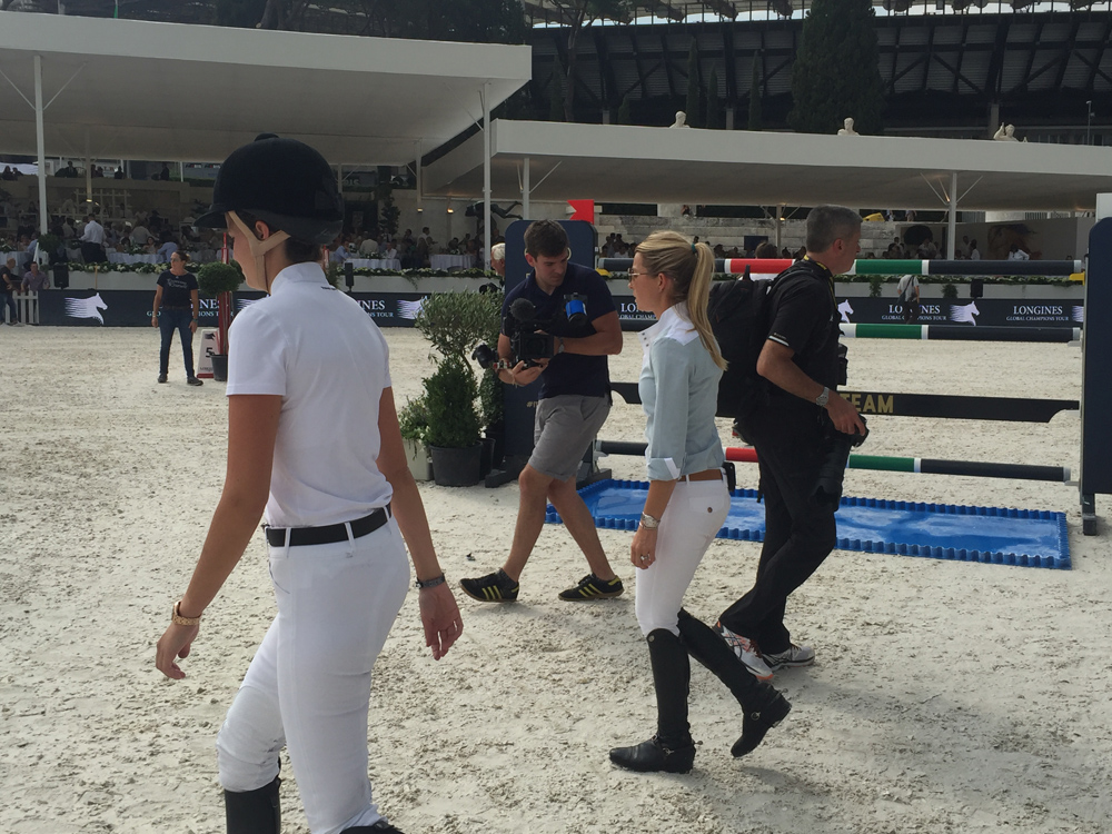 longines global champions tour roma edwina top alexander ricognizione campo