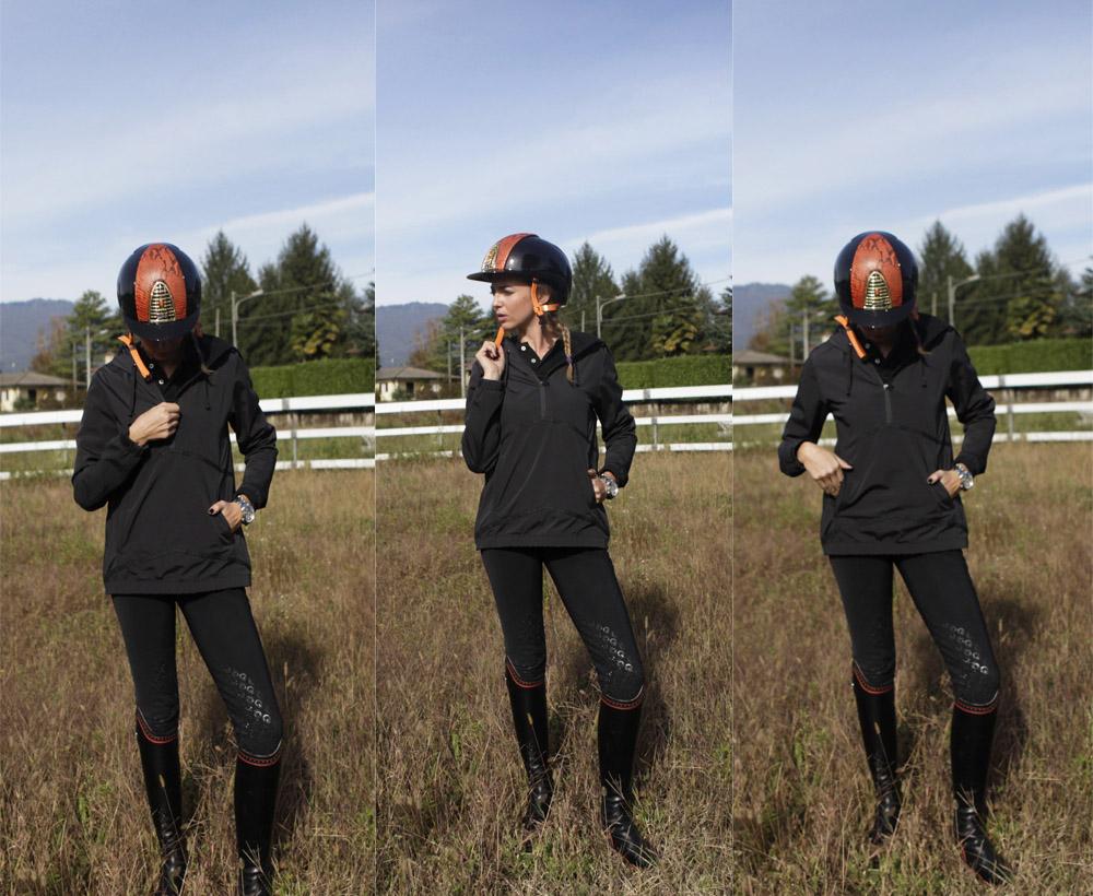 Abbigliamento Tecnico Equitazione