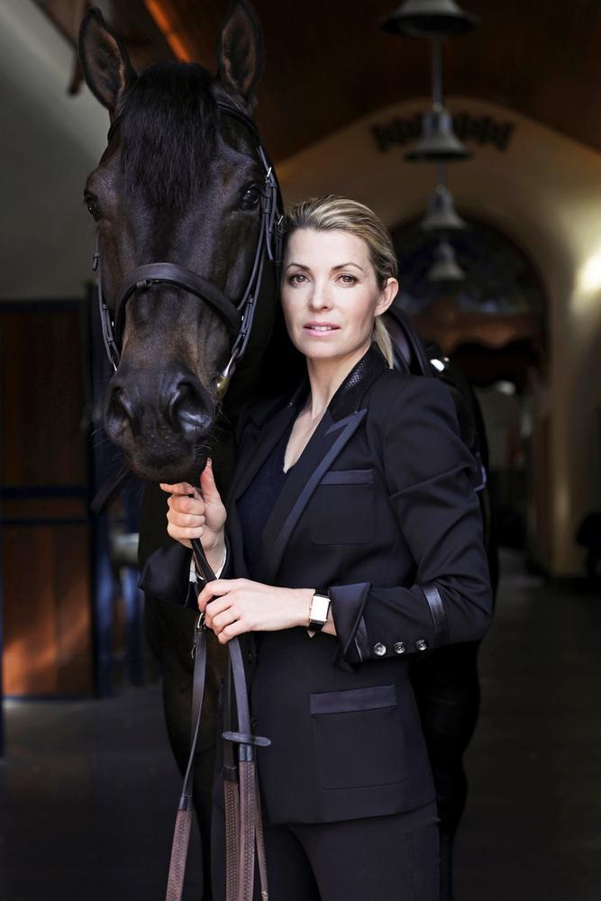 edwina tops- alexander icona stile equitazione
