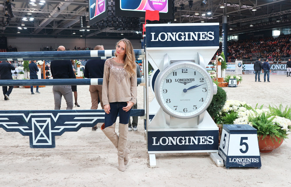 longines fei world cup ambassador