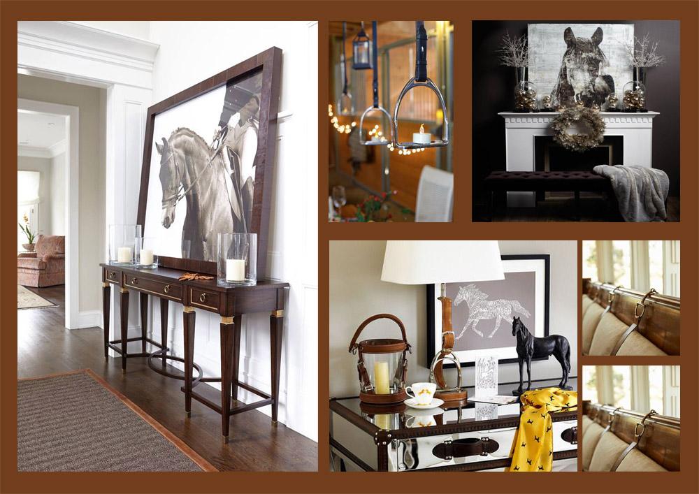 Oggetti equestri per la vostra casa equitazione for Vendita online oggetti per la casa