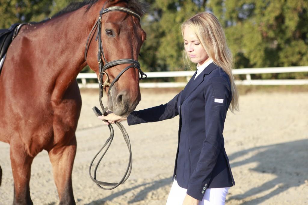 giacca conocorso equestre animo