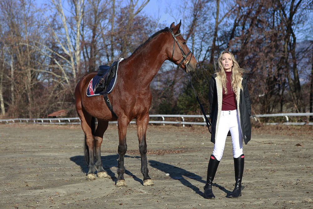 look equitazione invernale