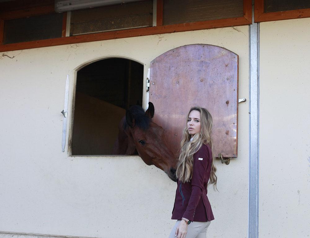 animo giacca concorso equitazione