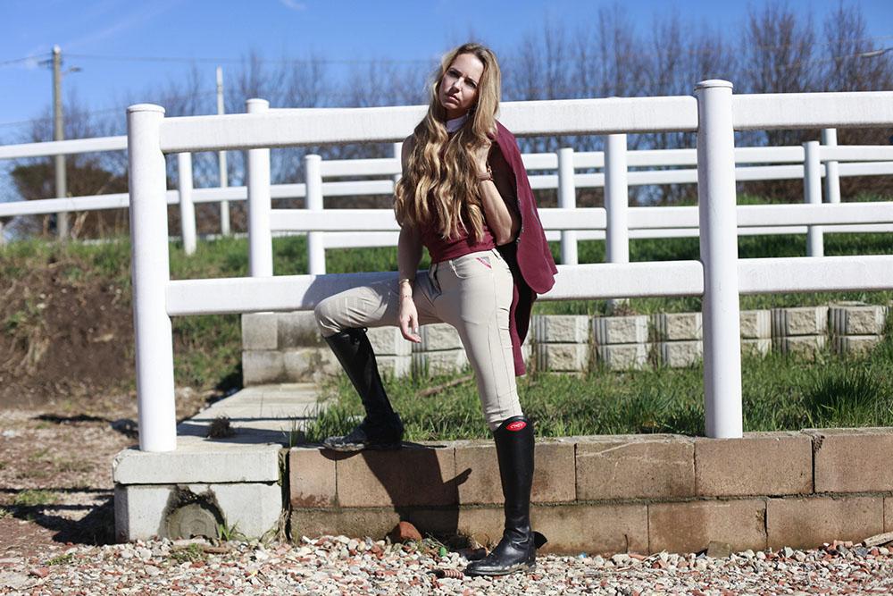 animo pantaloni equitazione virginia varinelli