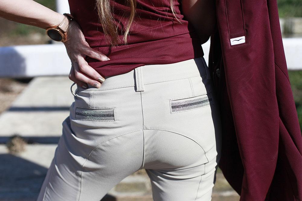 animo pants equitazione swarovski