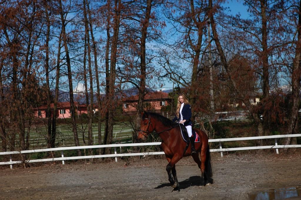 look concorso Animo equitazione