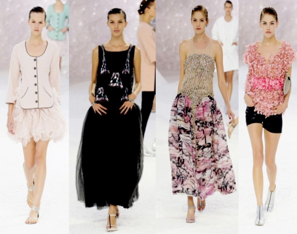 Chanel sfilata 2012