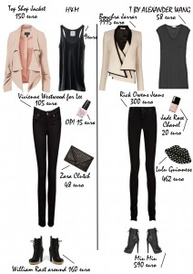 Day&Night Look