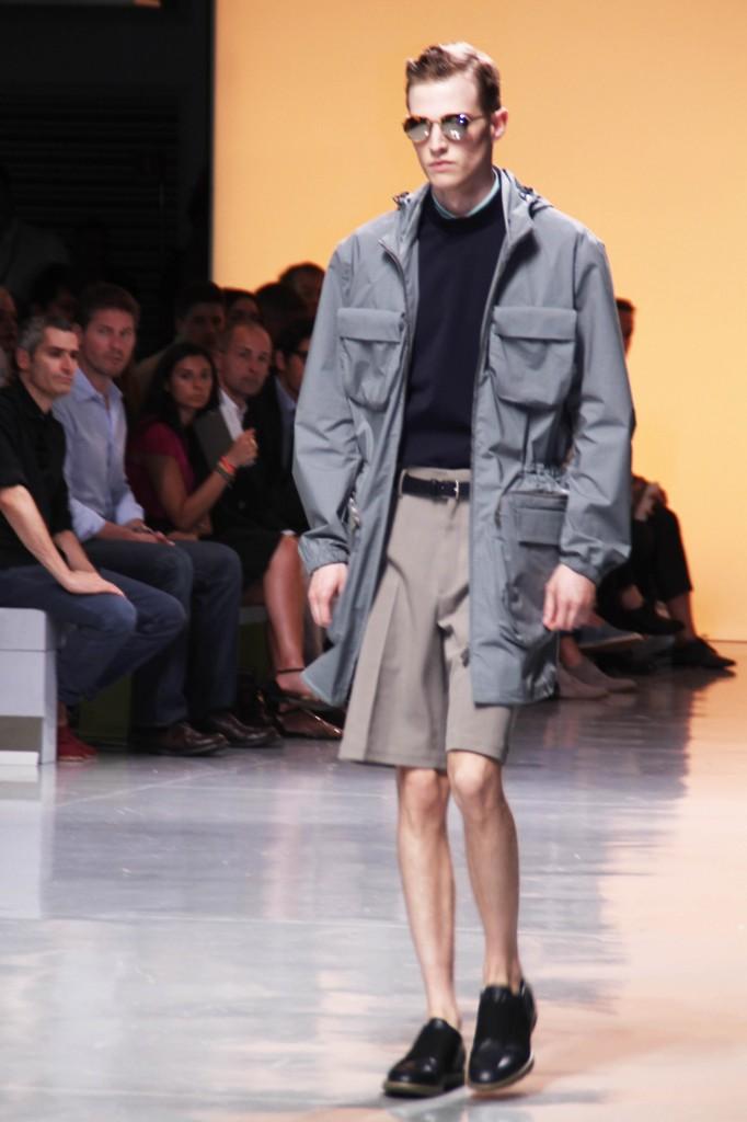 Z Zegna Fashion Show