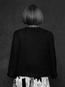 The Little Black Jacket chanel anna wintour