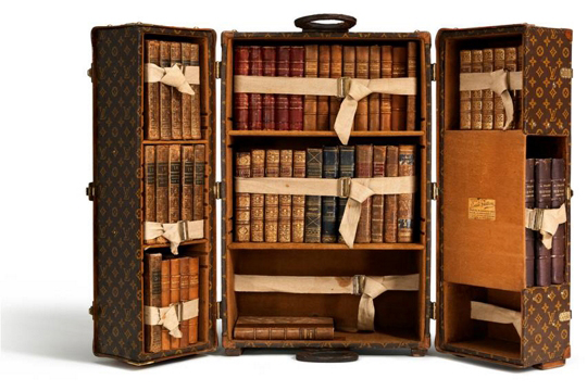 "Louis Vuitton ""Cabinet d'écriture"""