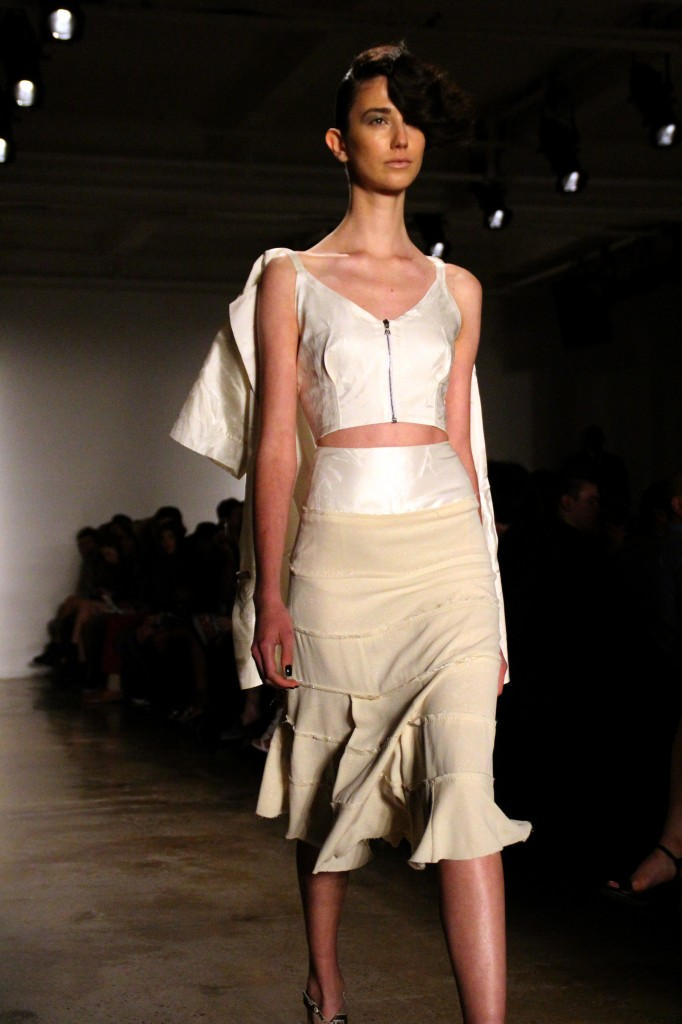 Alexandre Herchcovitch Fashion Show The Ugly Truth Of V