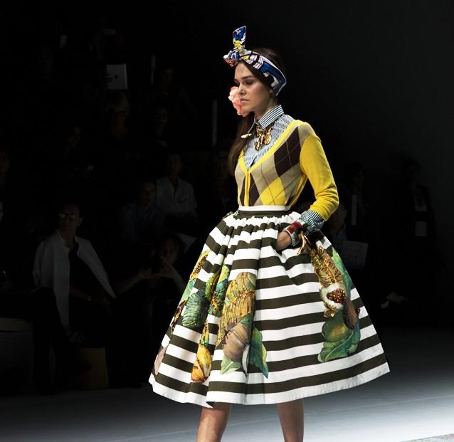 Stella Jean Fashion Show S/S 2014