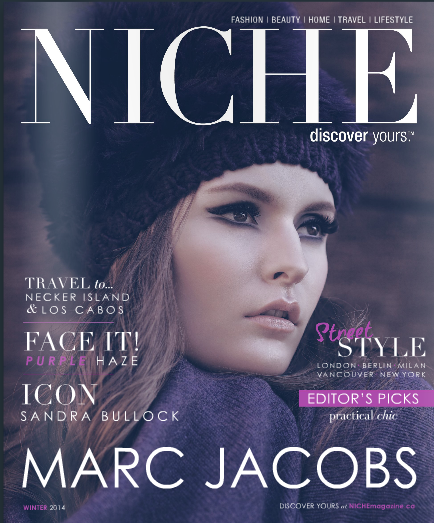 Niche Magazine Winter 2014 Issue