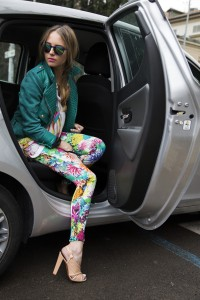 Lancia Y Fashion Week