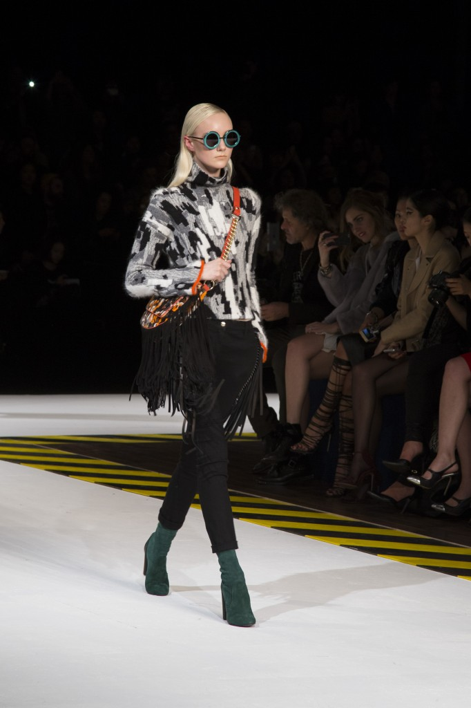 Just Cavalli Fashion Show F/W 2014
