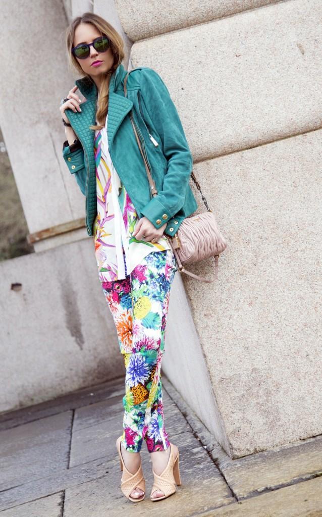 Milan Street style S/S 2014