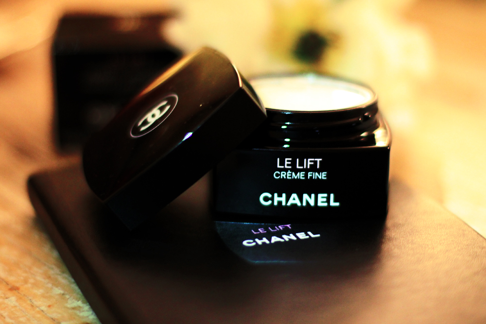 le lift cream chanel