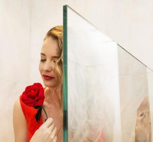 red rose saint valentine