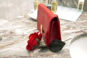 valentino red bag