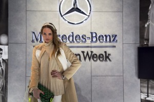 mercedez benz fashion week