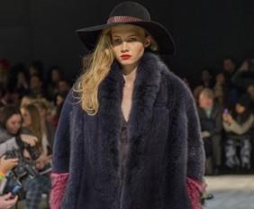 georgine fashion show