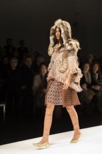 Kristina Ti Fashion Show F/W 2014