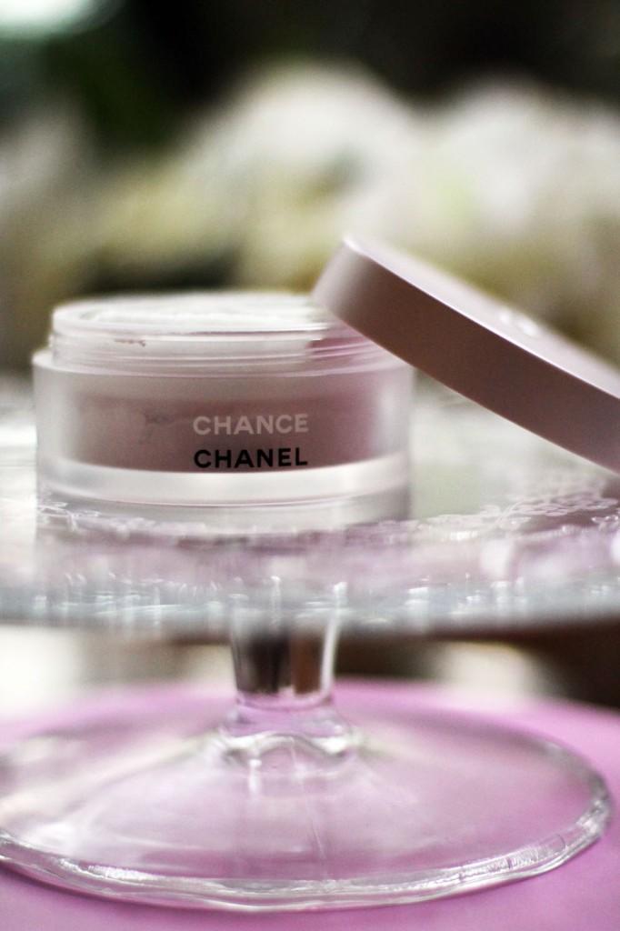 Chanel Chance poudre