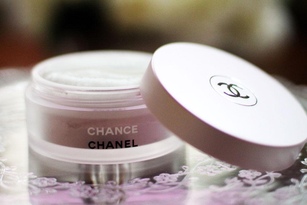 Chanel chance cream
