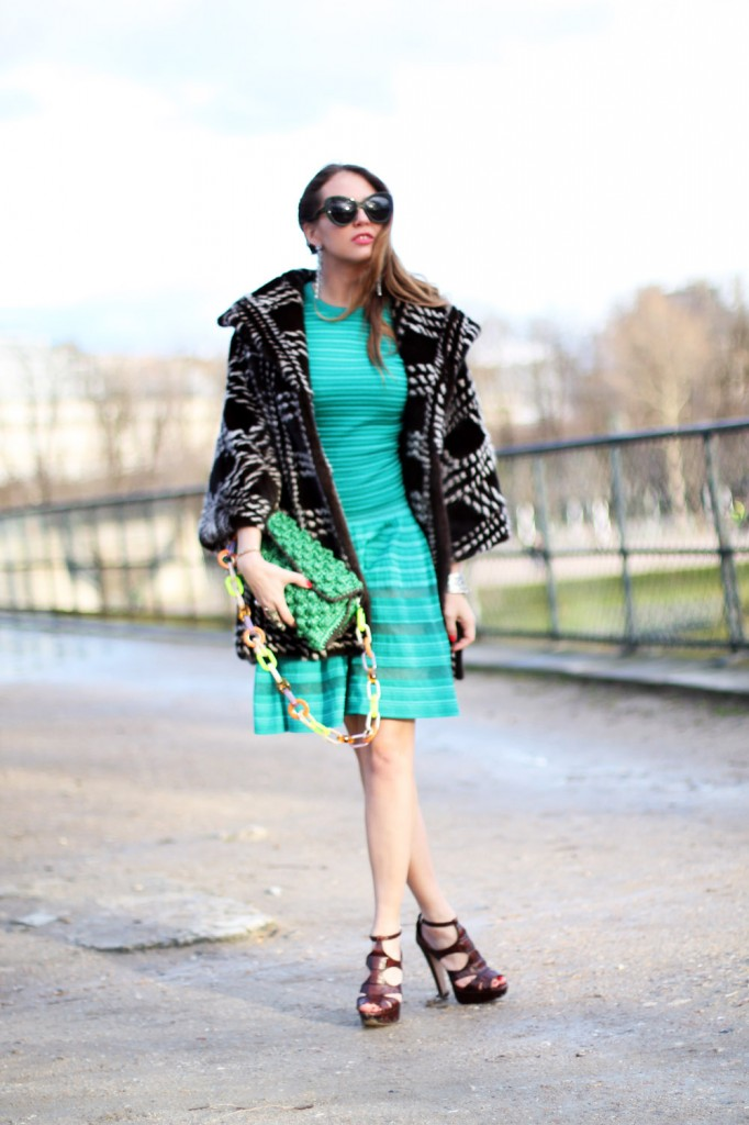 elie saab fashion show
