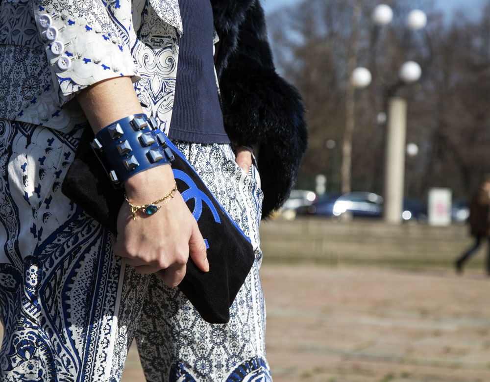 viridi bracelt-chanel pochette