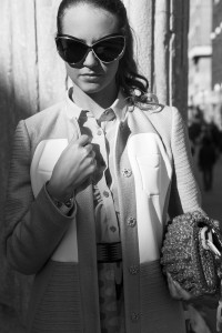 black&white virginia varinelli