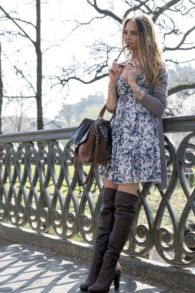 dondup spring dress