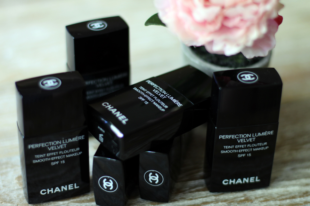 chanel perfection fondotinta