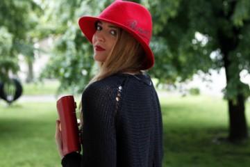 red hat by borsalino