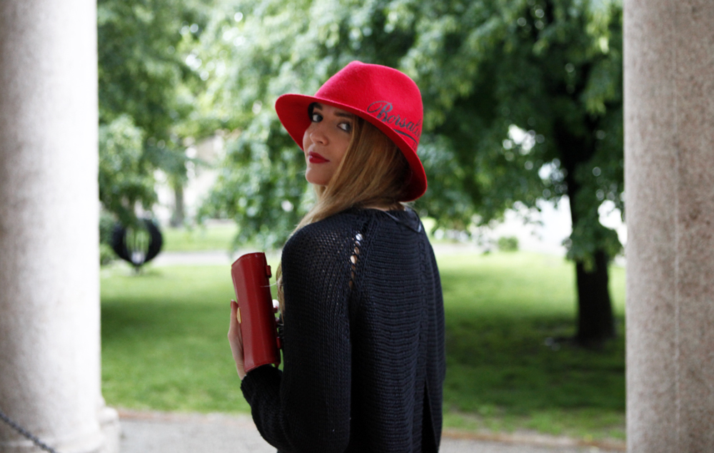 red hat by borsalino