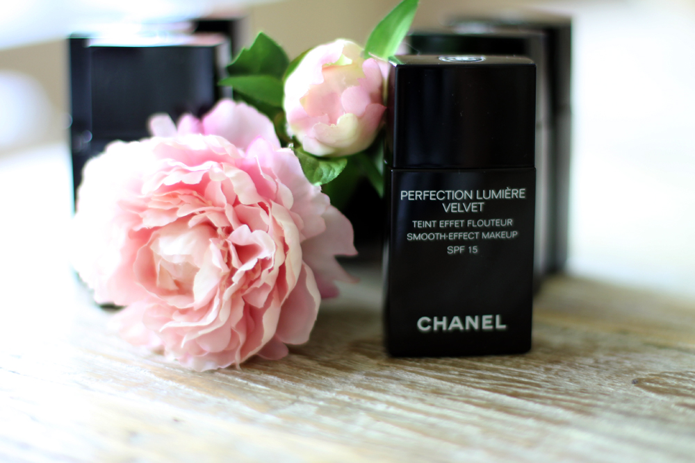 smooth effect chanel make up