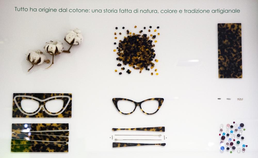 acetato origine occhiali da sole