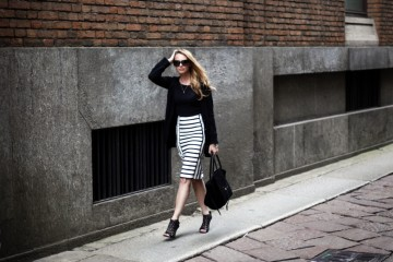 black and white look 2014