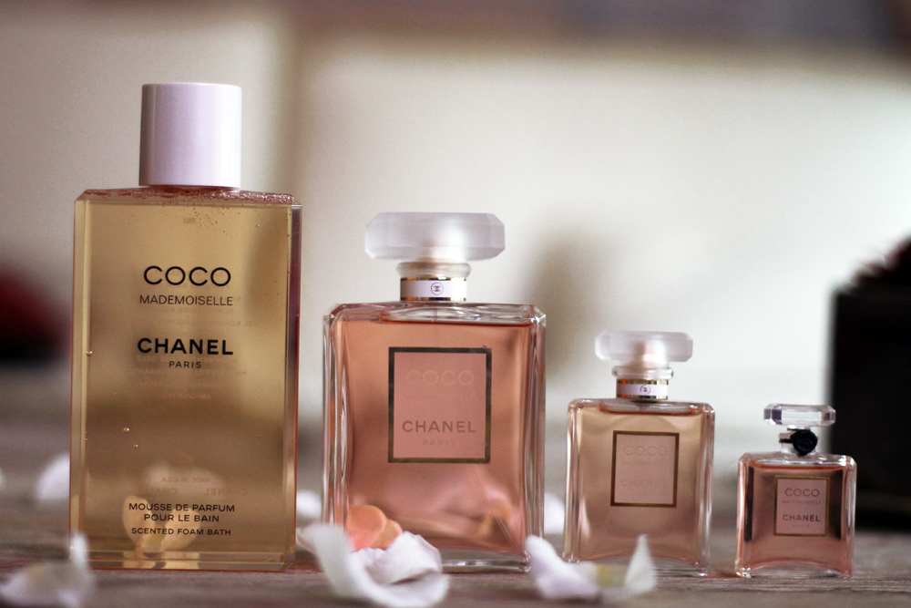 coco mademoiselle collection