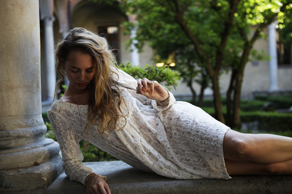 denim&supply dress summer 2014