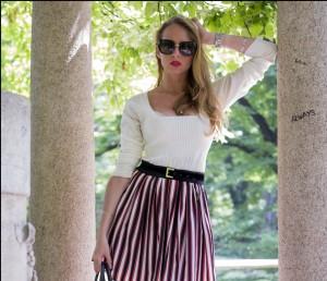 mango 2014 skirt