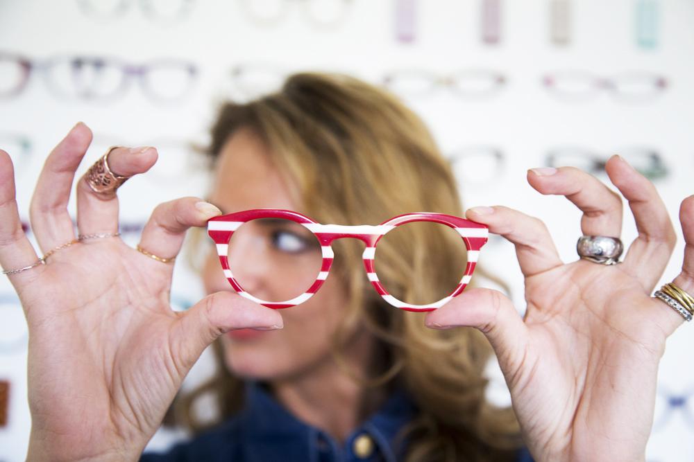 occhiali plastica riciclata nau