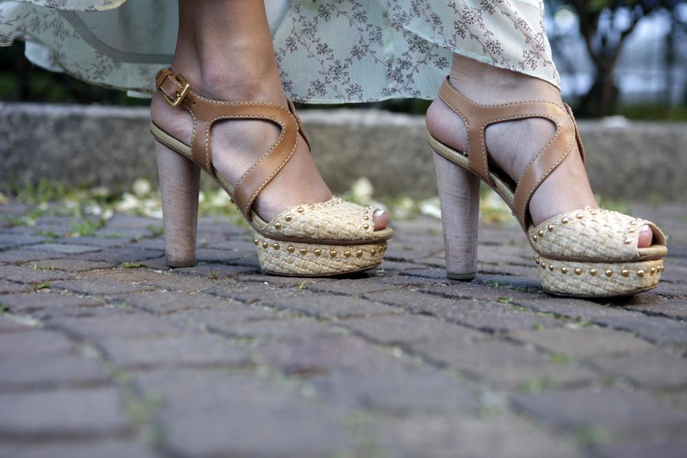 raffia prada shoes