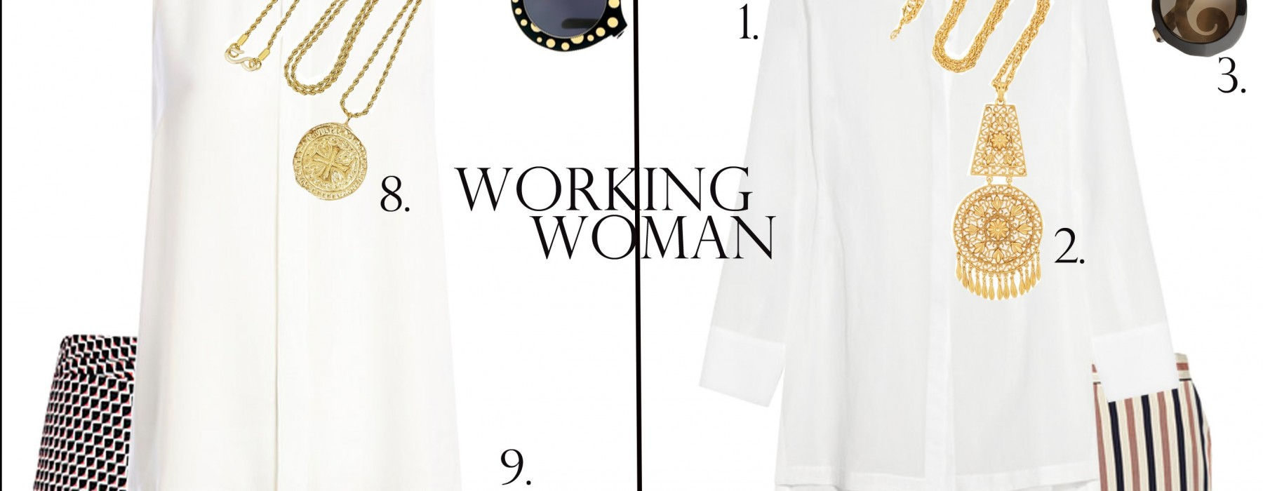 Working Women: Office Essentials