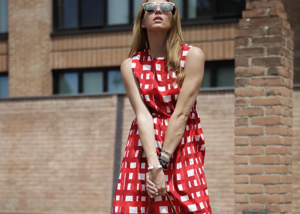 Summer trend 2014: Red Dress